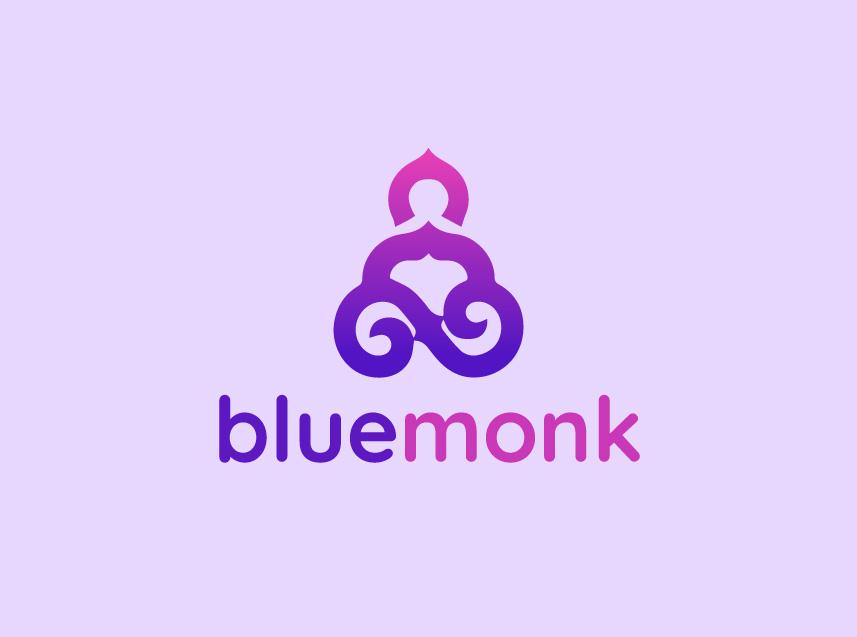 Blue-monk-logo